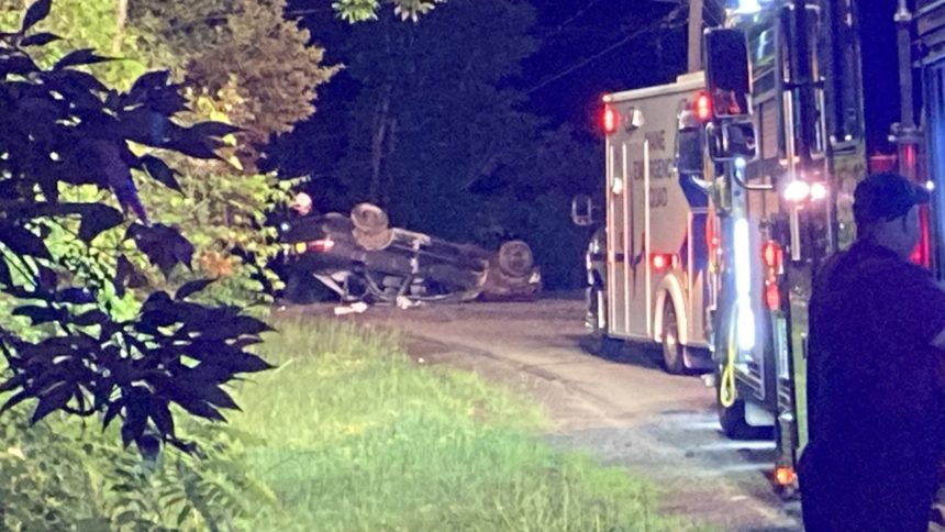 East Maine Road Rollover