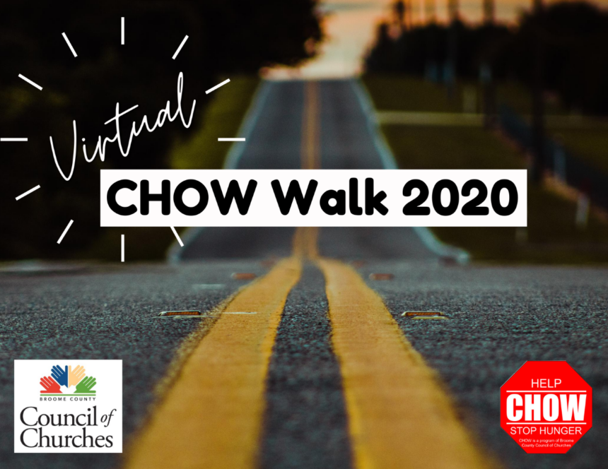 CHOW Walk 2020 featured image