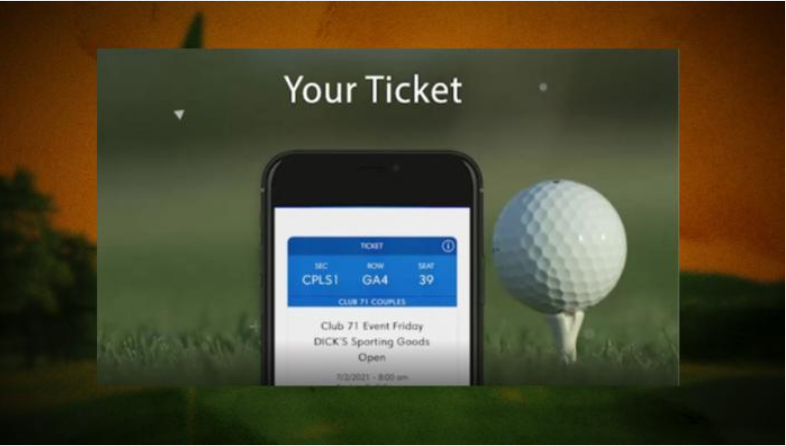 Your Ticket