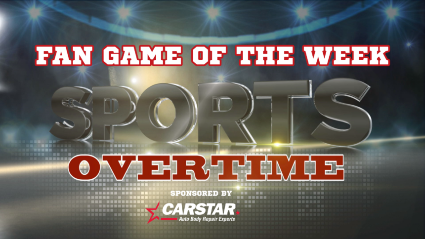 Fans' Game of the Week Graphic