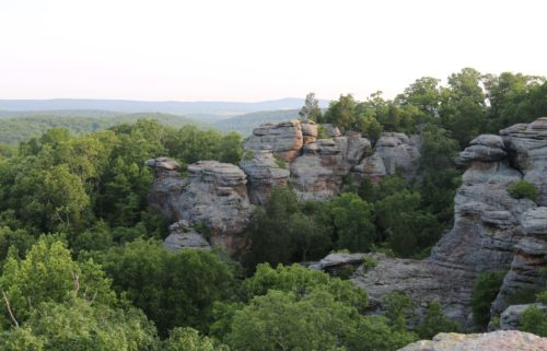 WSIL Garden of the Gods Camel Rock