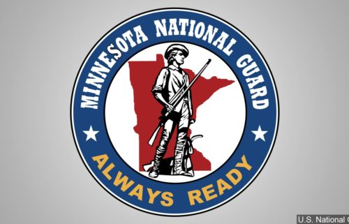 Minnesota National Guard seal