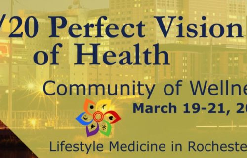 Community of Wellness flyer
