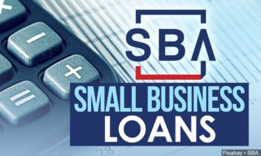 SBA, Small Business Loans graphic