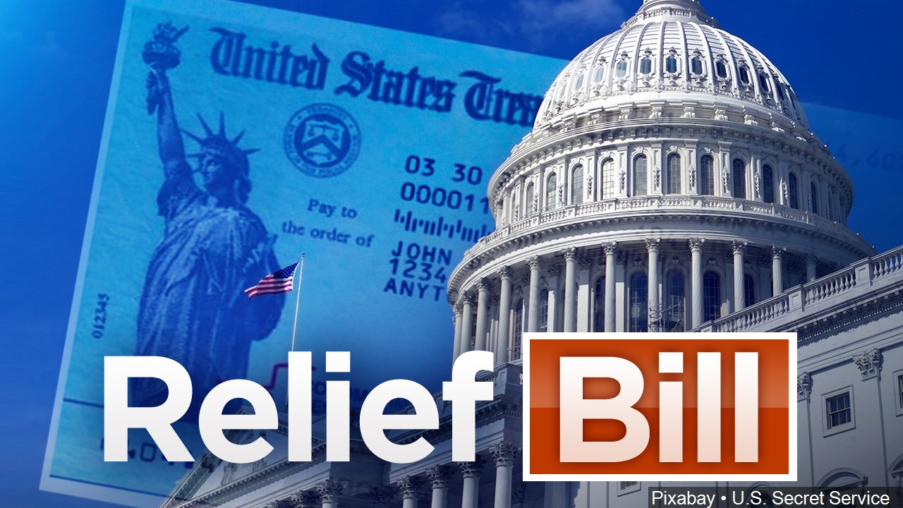 Relief Bill graphic