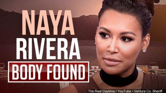 Naya Rivera body found graphic