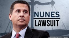 Devin Nunes lawsuit graphic