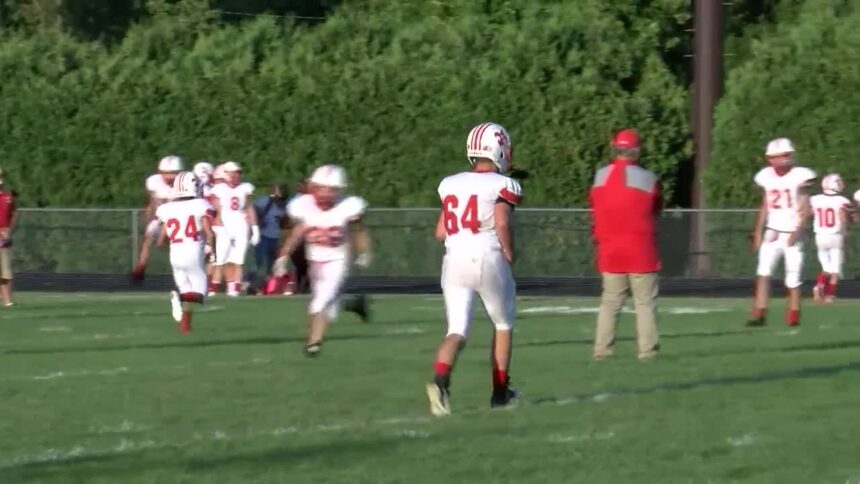 St. Ansgar Saints prepare for season opener at Osage's Sawyer Field