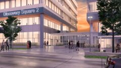 Rendering of Discovery Square 2