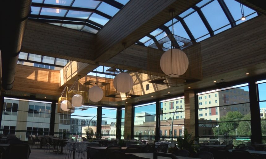 Restarurants Open Christmas Eve And Day 2020 Rochester Mn Downtown Rochester restaurant with retractable roof to open Saturday