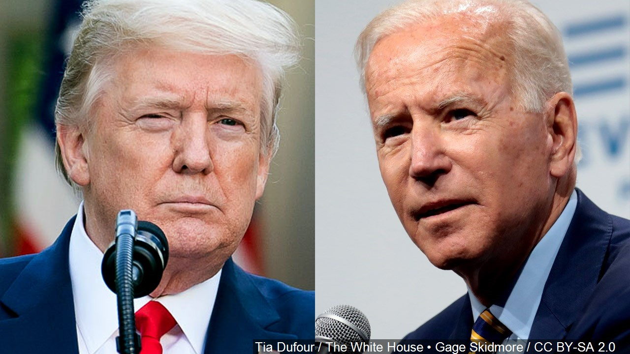 Trump and Biden to visit Minnesota, early voting begins Friday
