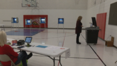 Polling site