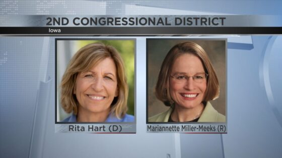 Iowa 2nd Congressional District candidates
