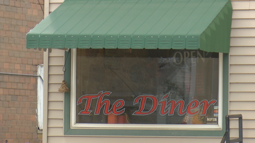 The Diner in Grand Meadow