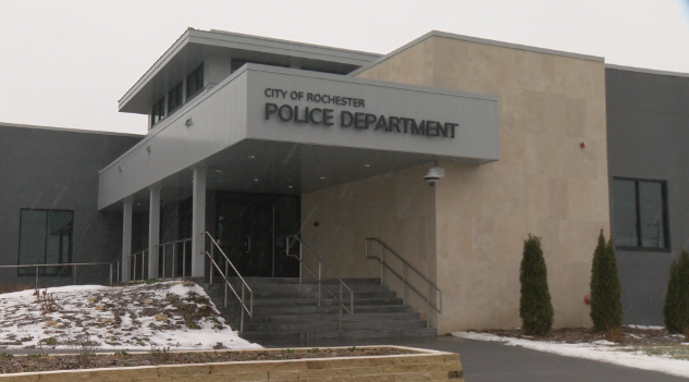ROCHESTER POLICE DEPARTMENT
