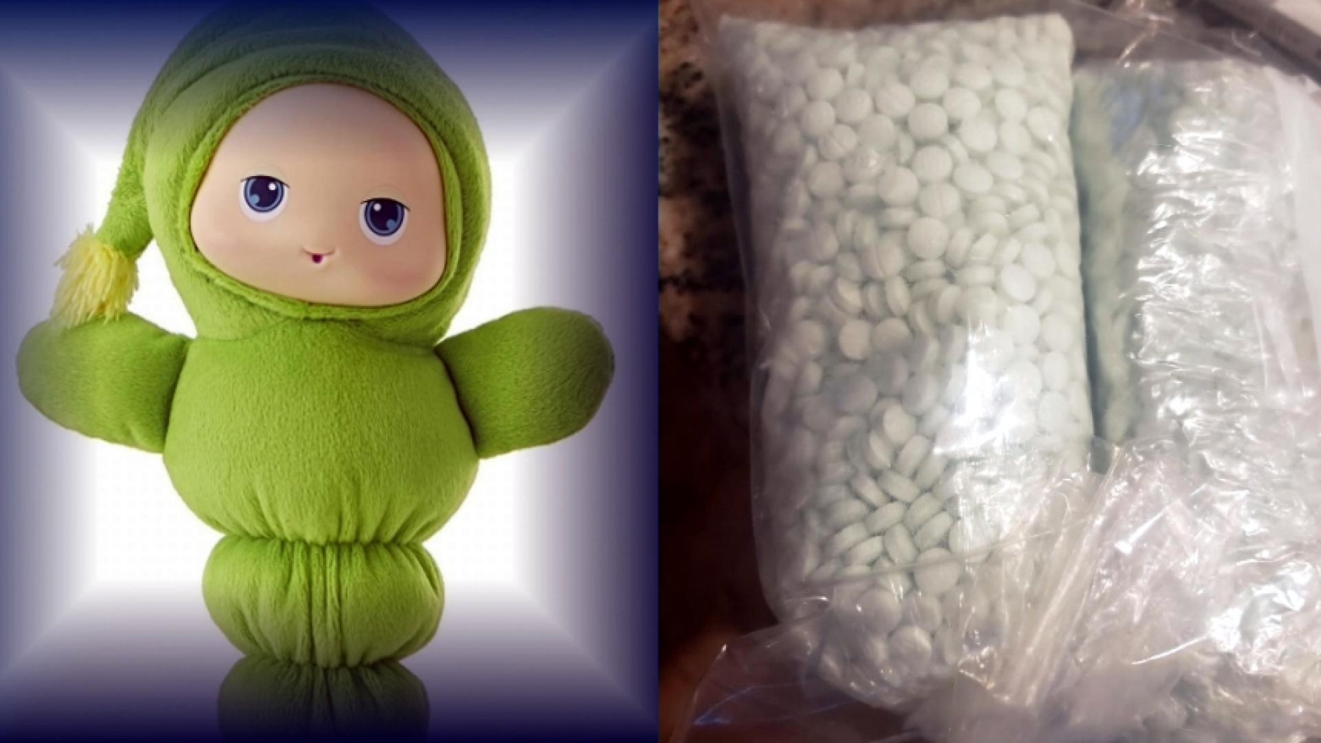 Drugs found in toy