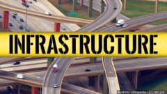 Infrastructure graphic