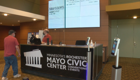 This image has an empty alt attribute; its file name is Mayo-Civic-Center-Events-2.png