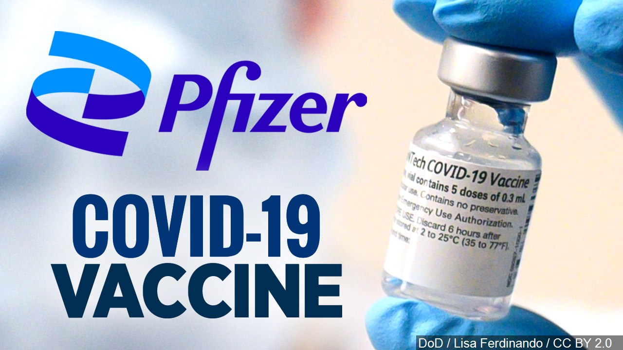 President Joe Biden is set to announce that the U.S. is doubling, to 1 billion doses, its purchase of Pfizer's COVID-19 shots to share with the world.