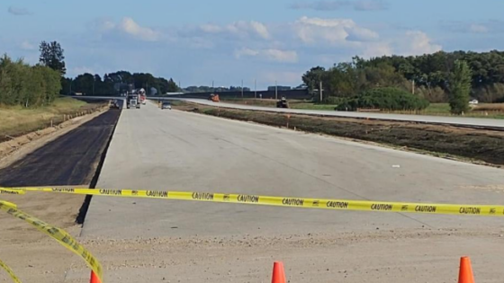 HIGHWAY 14 EXPANSION PROJECT COURTESY DODGE COUNTY SHERIFFS