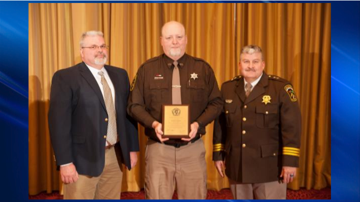 Perry County Officer Award