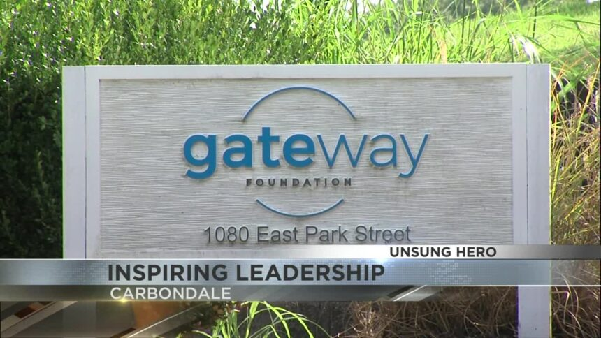 Gateway Foundation sign