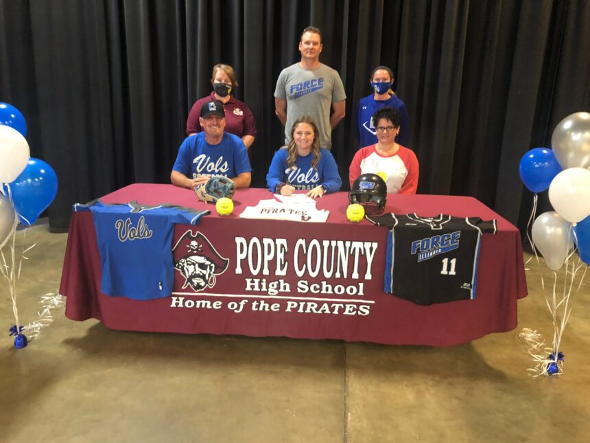 Emma Collier (Pope County HS)