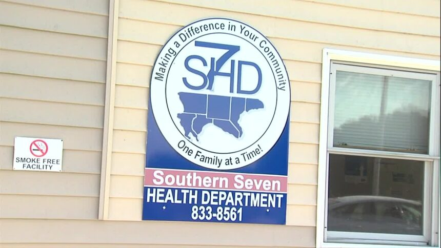 southern-7-health-department-sign