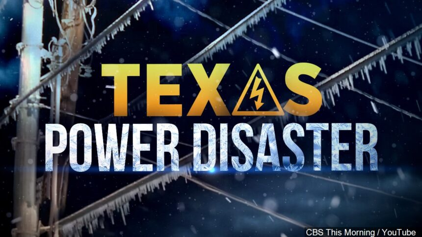 Texas power disaster, outages,