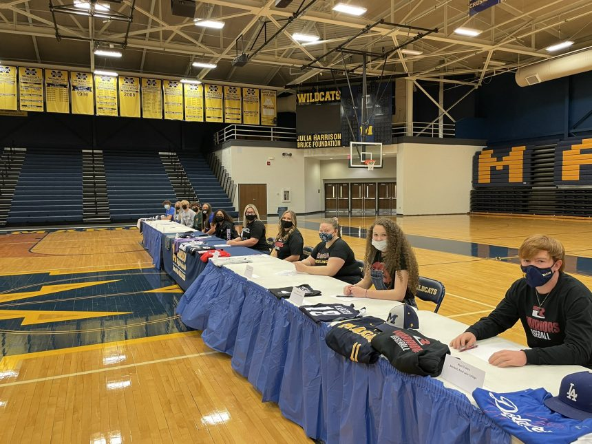 Marion Signing Day 2