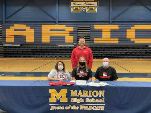 marion signing day