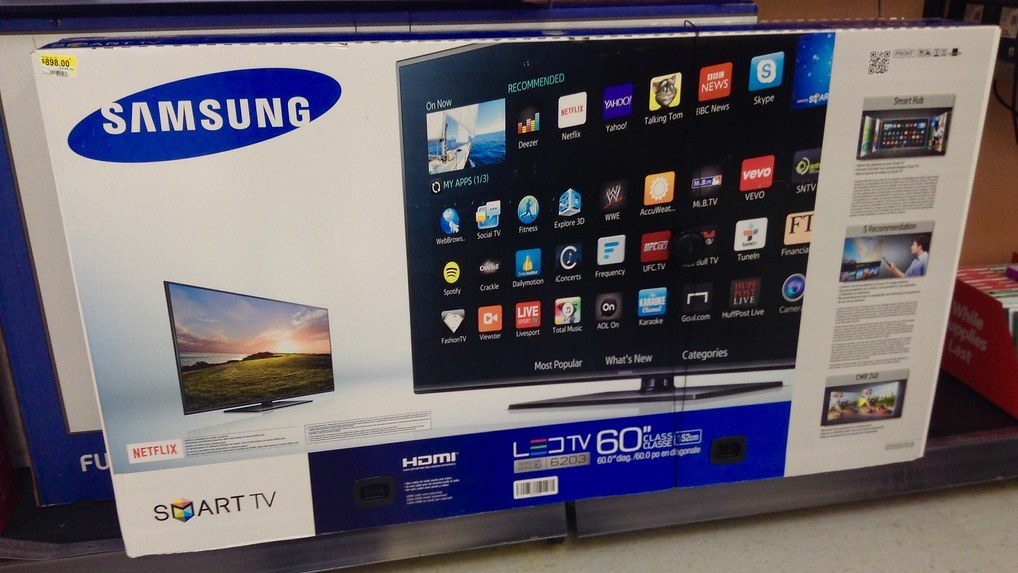 That smart TV you just bought may be spying on you, FBI
