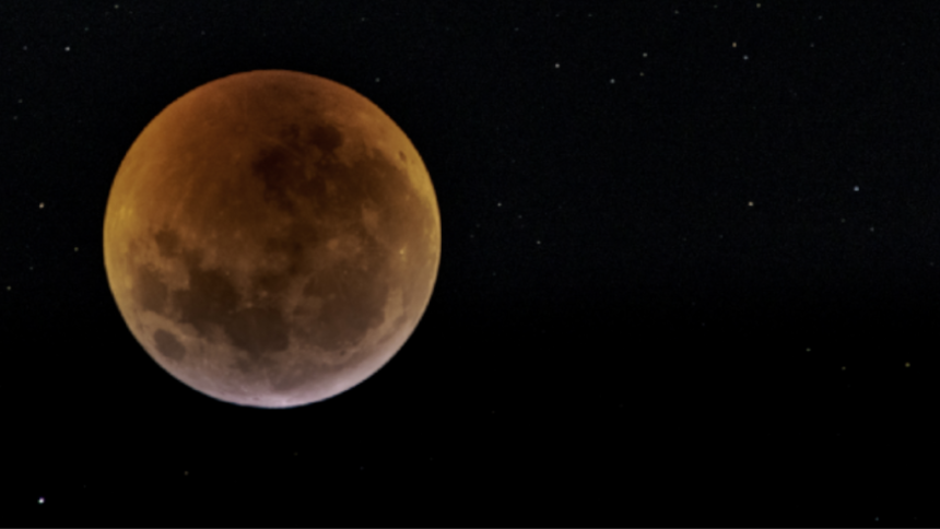 look up first full moon of the decade lines up with lunar eclipse first full moon of the decade lines up