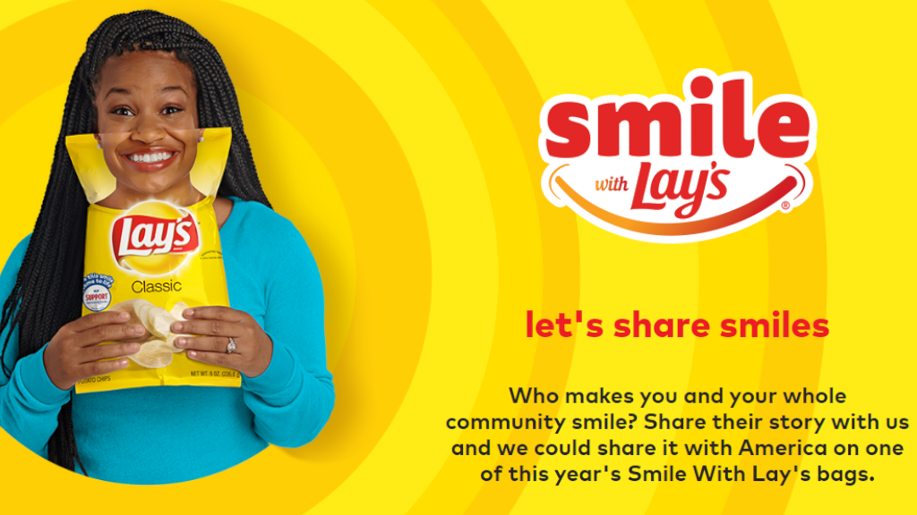Lay's searches for Arizonan to feature their smile on its potato chip bags - KVOA
