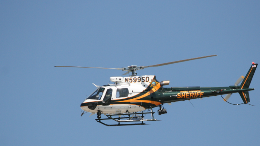 pcsd helicopter