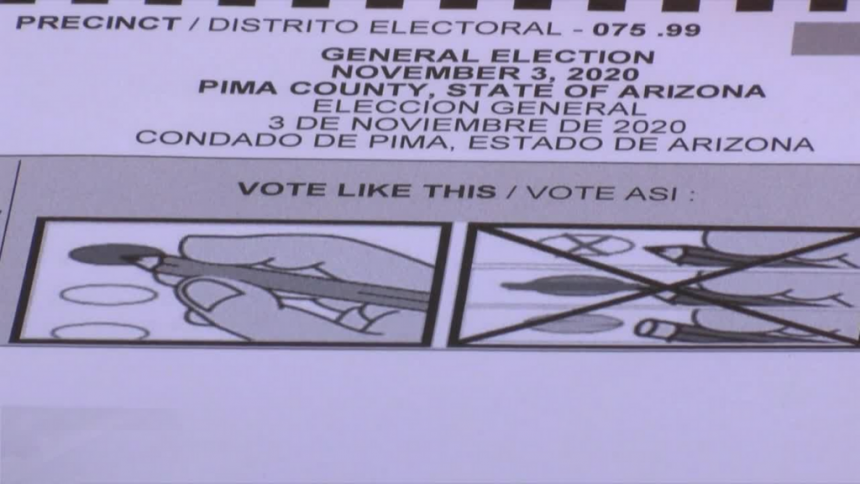 Ducey signs bill into law that will reduce number of voters on permanent early voting list