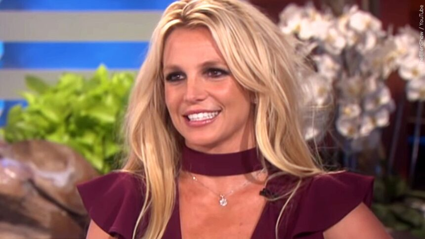Britney Spears gets engaged with 'lioness' engraved ring