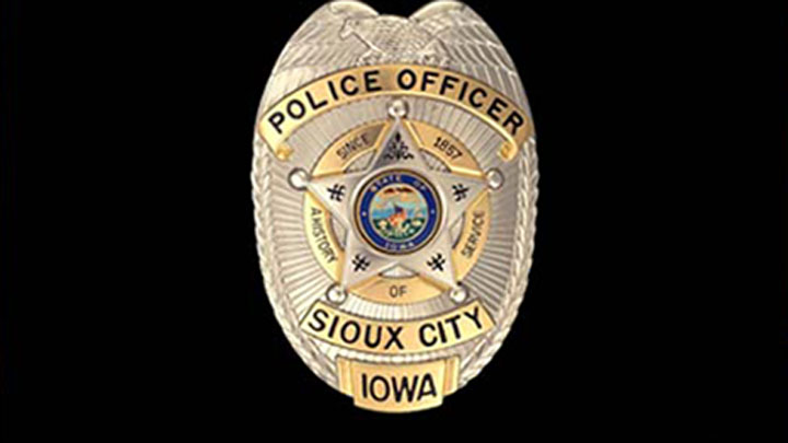 Sioux City Police Dept. Badge