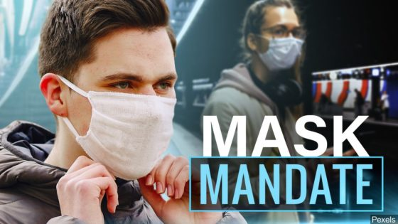 Mask Mandate, MGN Graphic