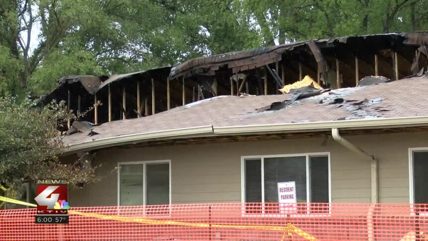 Northport Apartments as of Sept. 11