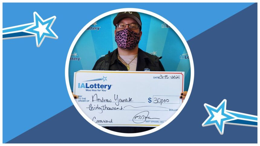 Onawa man gets $30,000