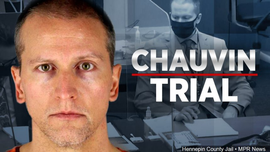 Chauvin Trial, MGN Graphic