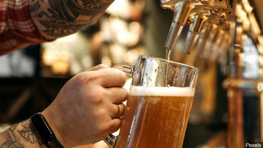 Beer Tap, MGN Photo
