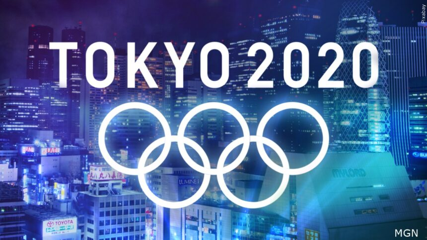 Tokyo 2020, Generic MGN Graphic