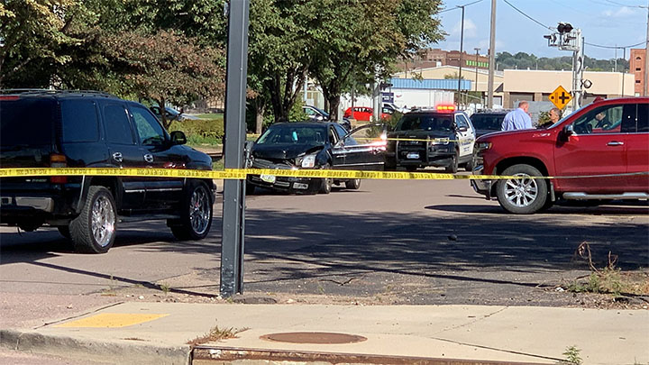 downtown Sioux City shooting, Sept. 24