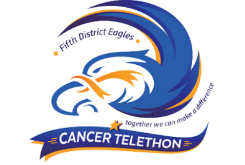 Eagles cancer telethon logo