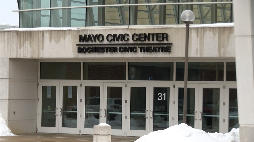 Rochester Civic Theatre entry