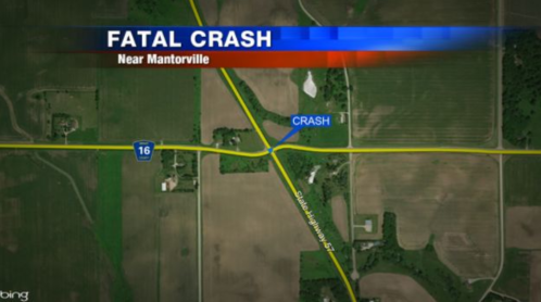 fatal crash map