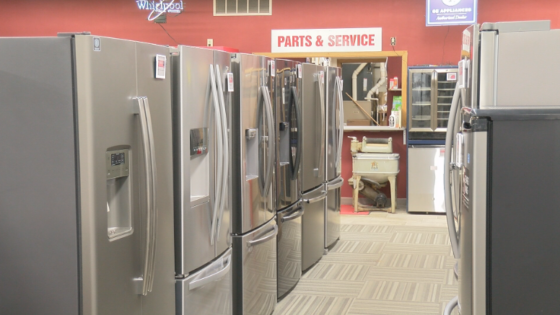 Refrigerators at Appliance Village in Rocheste
