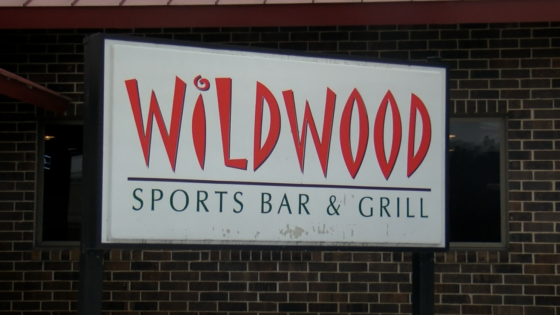 Wildwood Sports Bar & Grill sign